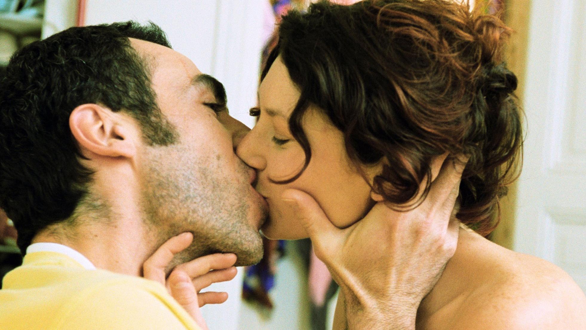 Страстный поцелуй члена 9 фотография