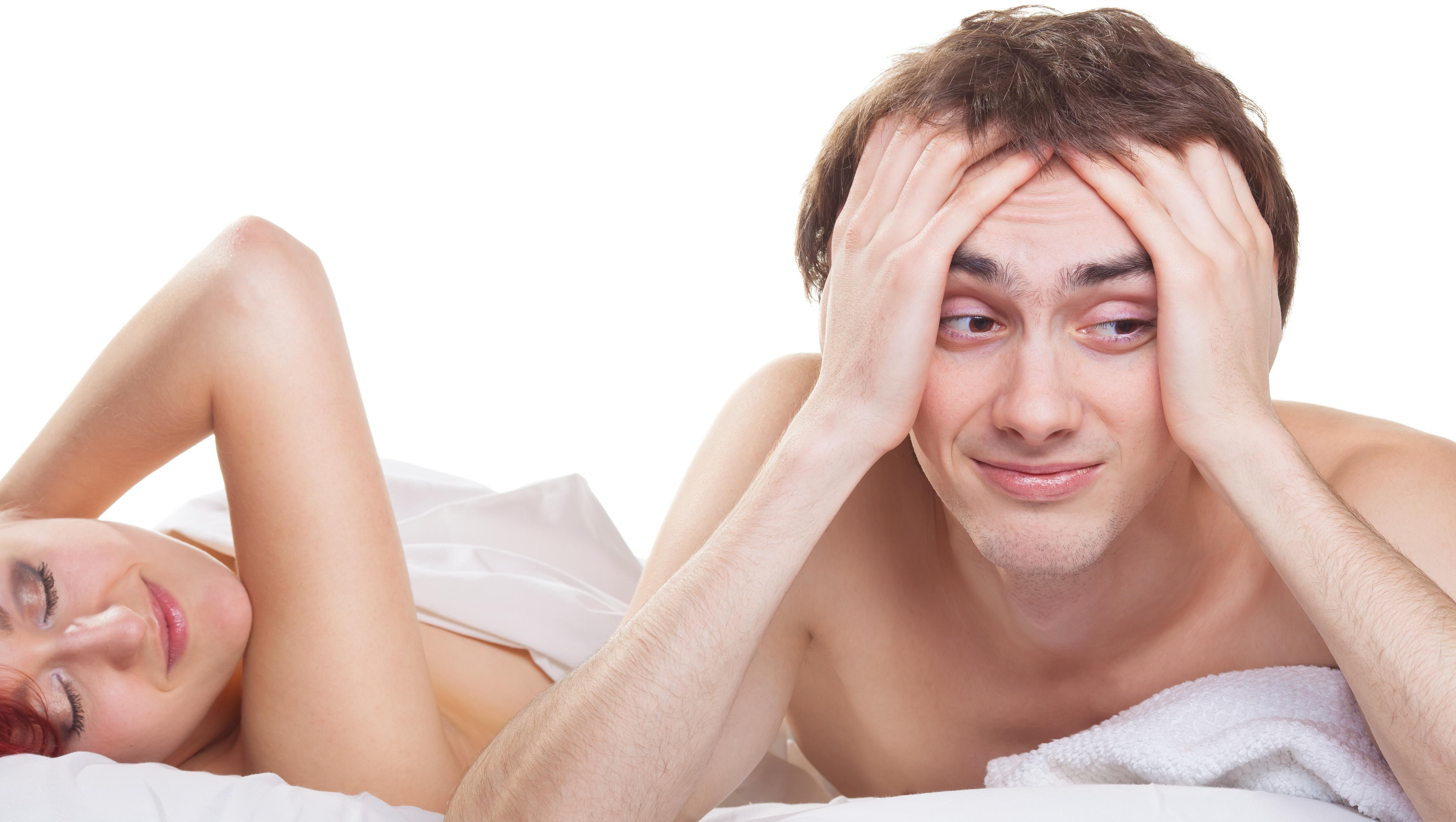 hvorfor mænd har morgen erektioner