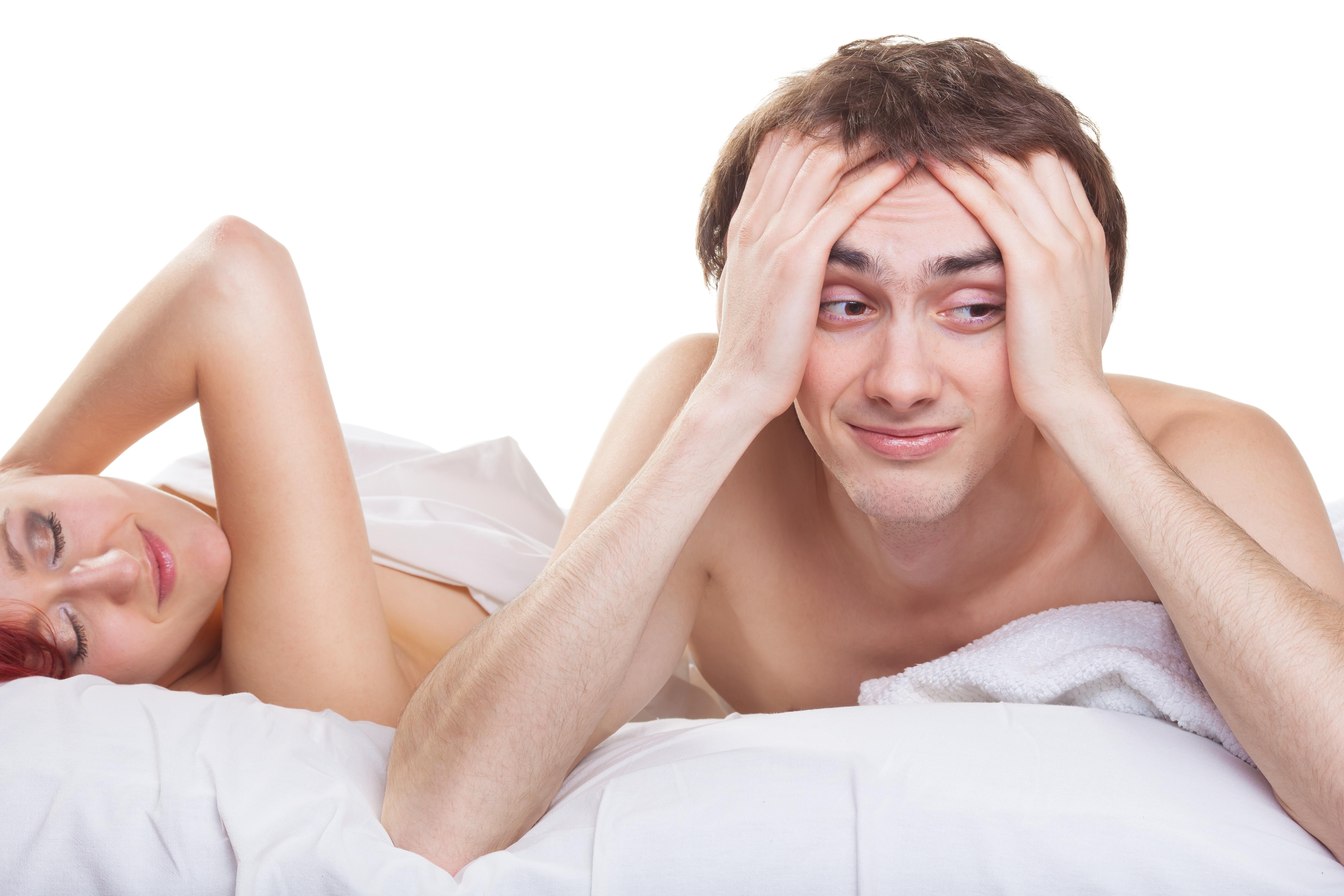 udløsning uden at komme søger kæreste gratis