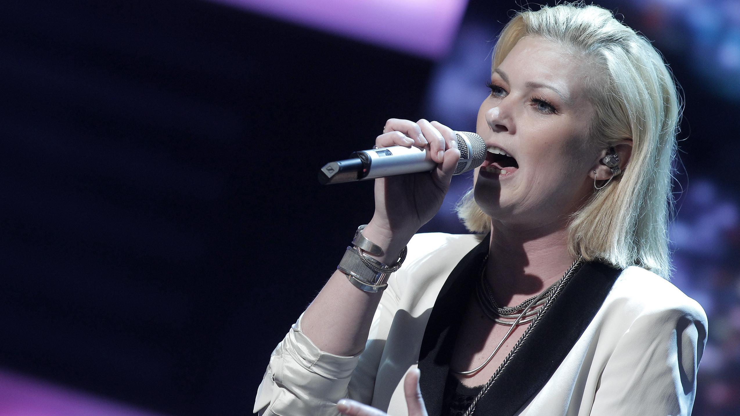 Annelouise fik en andenplads til dette års X Factor