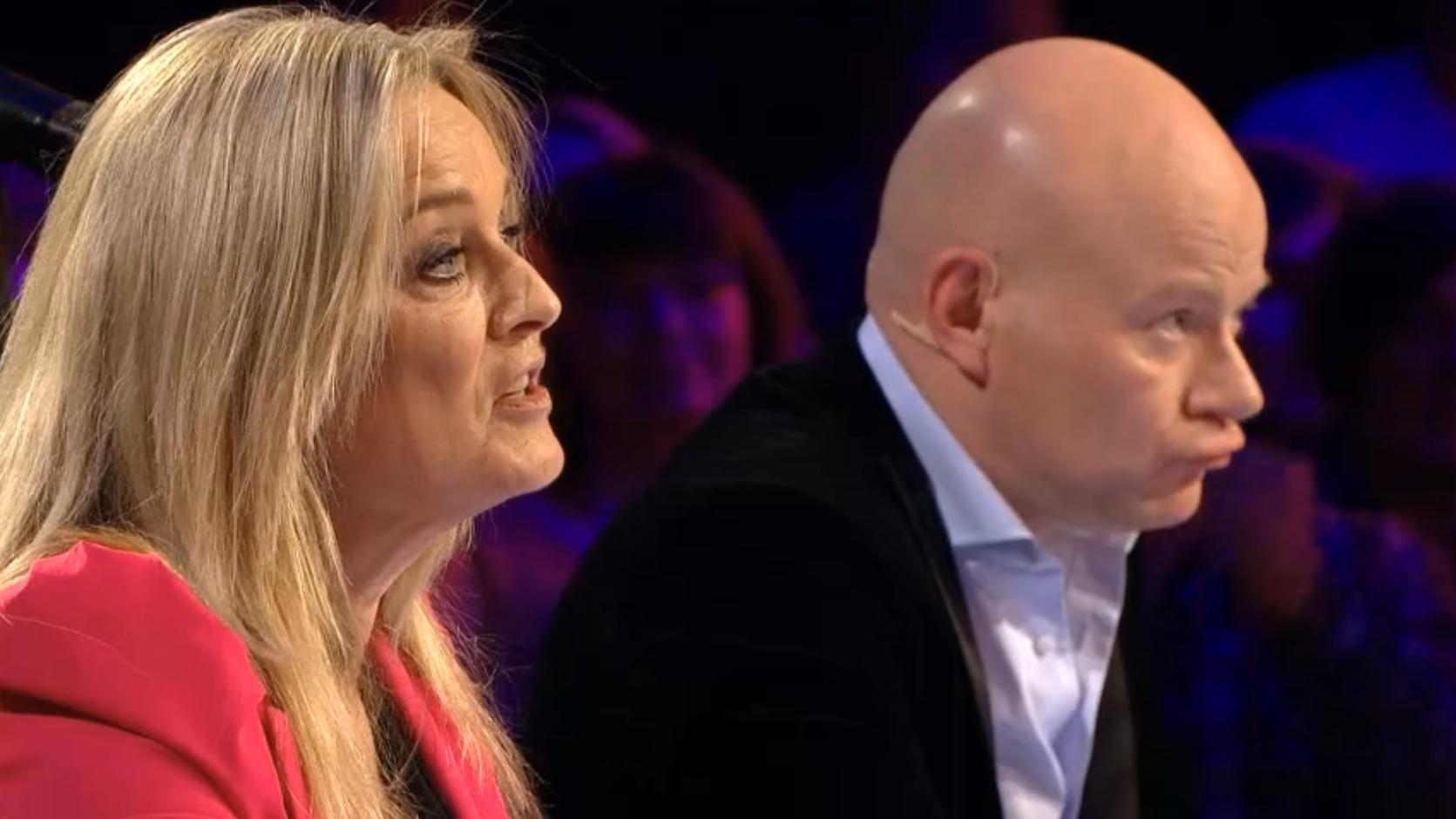 Anne Linnet X Factor 2013