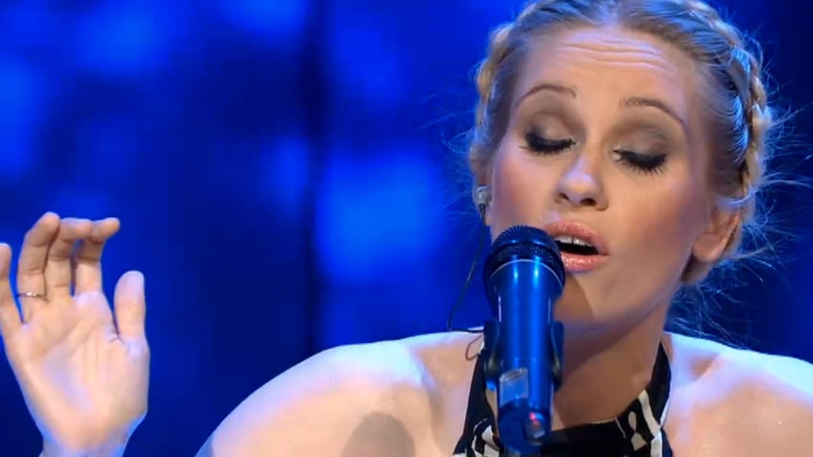 Heidi X Factor 2008
