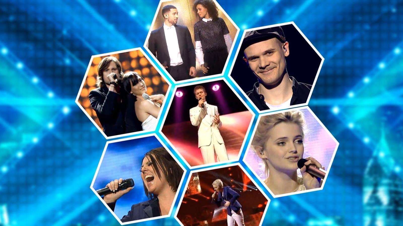 X Factor 2008-2015
