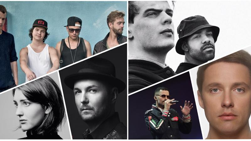 Sange X Factor 2015 danske hits
