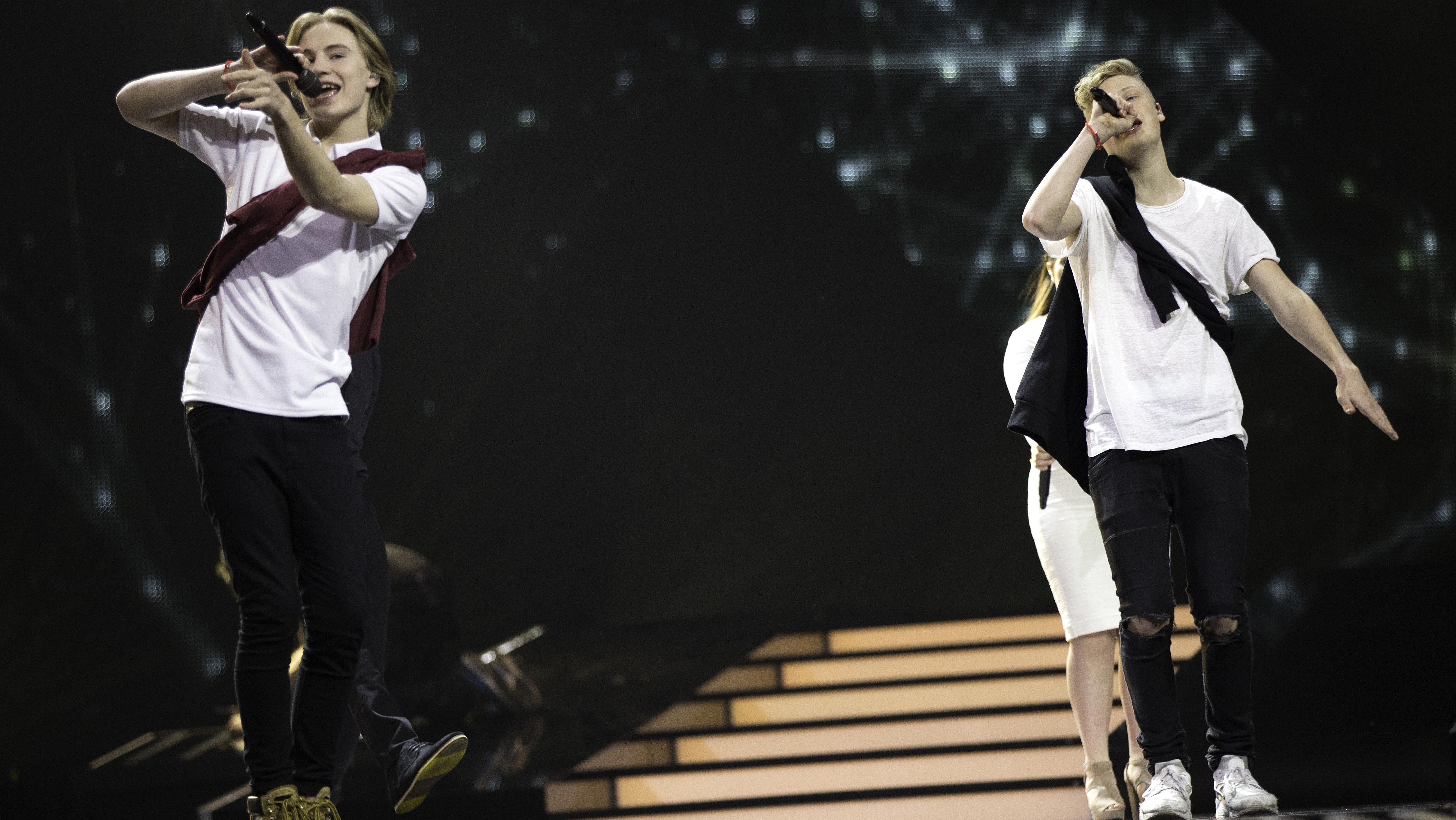 Citybois X Factor 2015