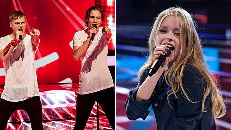 X Factor 2015 Citybois og Emilie