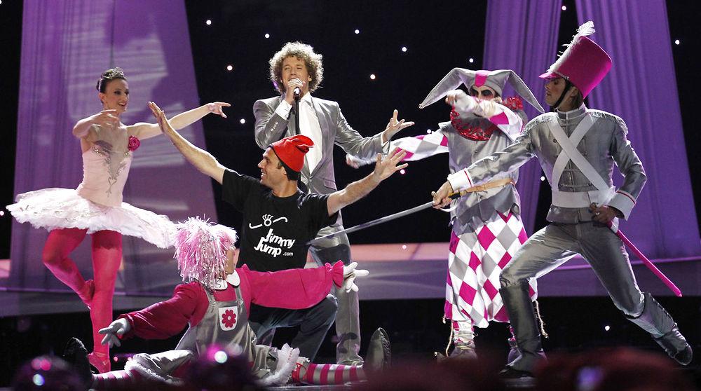 Spanien Eurovision 2010