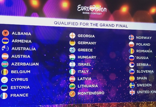 eurovision song contest 2019 semifinale