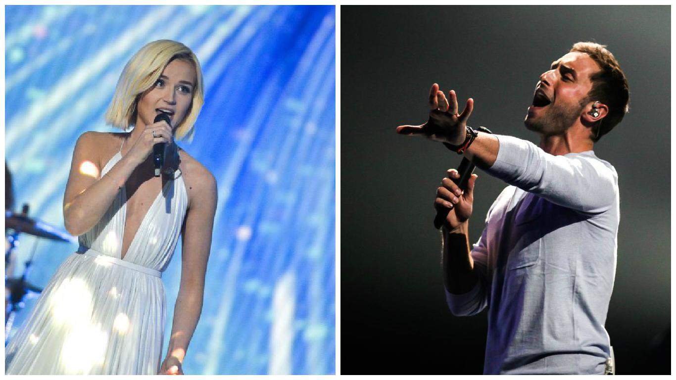 Rusland Sverige Eurovision 2015