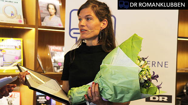 Iben Mondrup vinder DR Romanprisen 2015