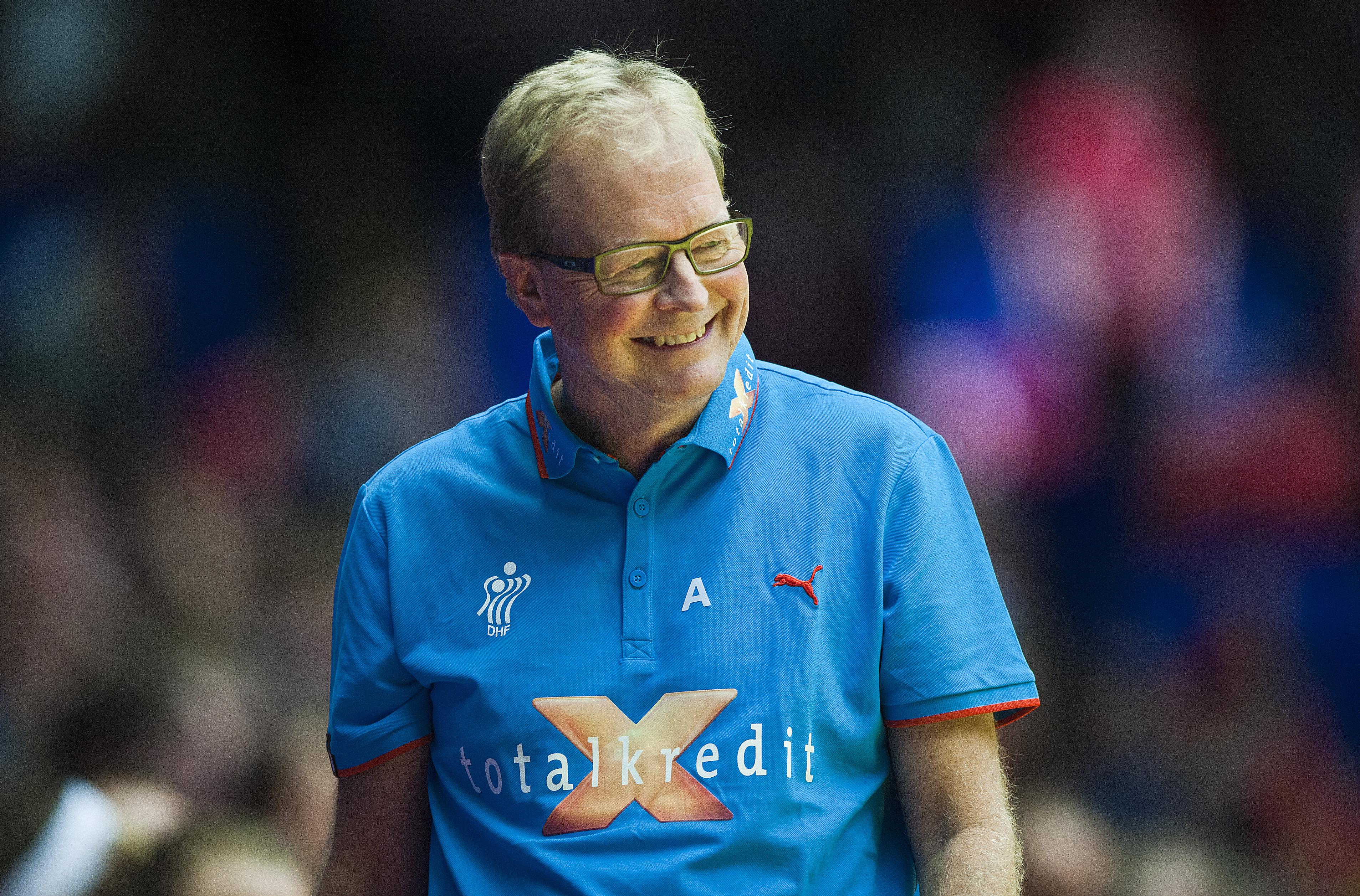 Ulrik Wilbek, sportschef i Dansk Håndbold Forbund