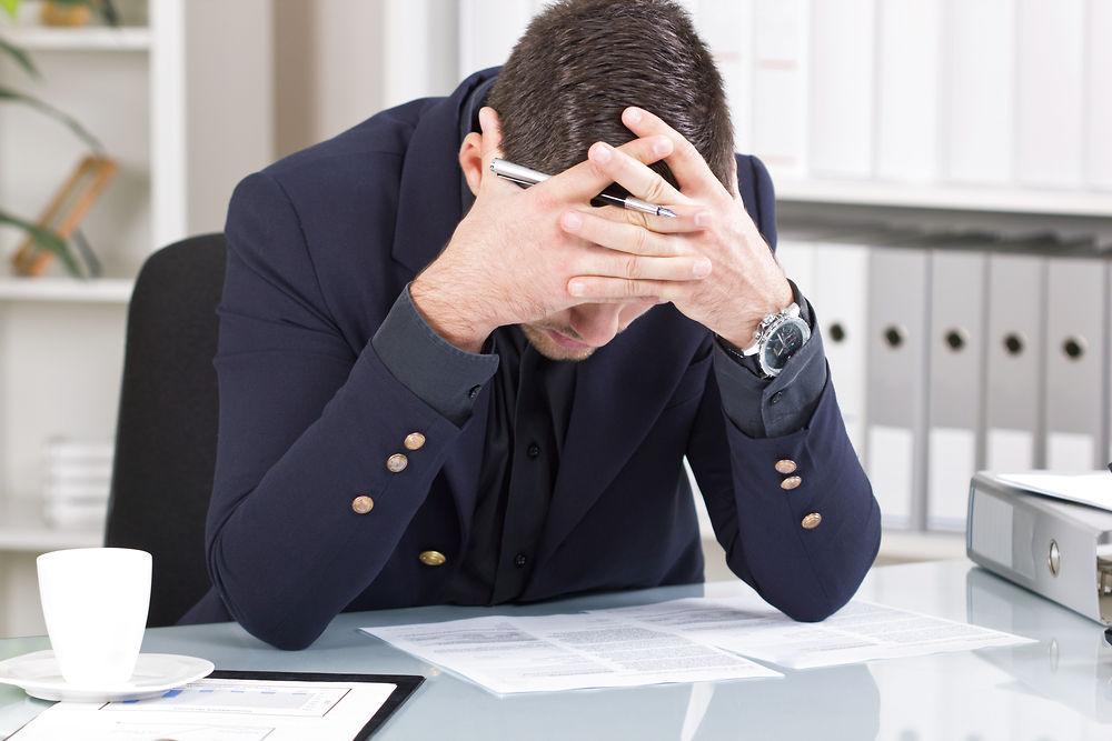 Hukommelsessvigt stress