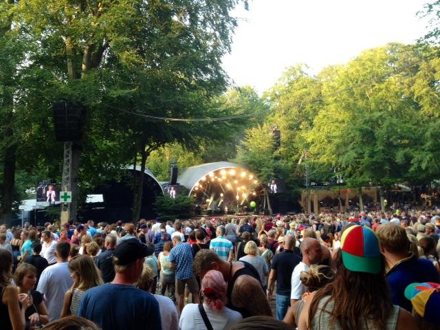 Smukfest i Bøgeskoven