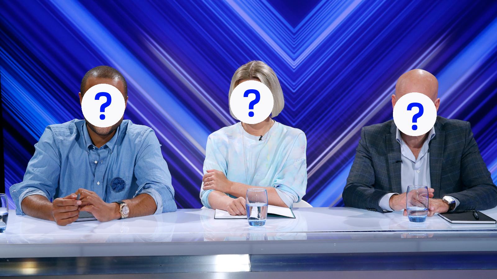X Factors dommere