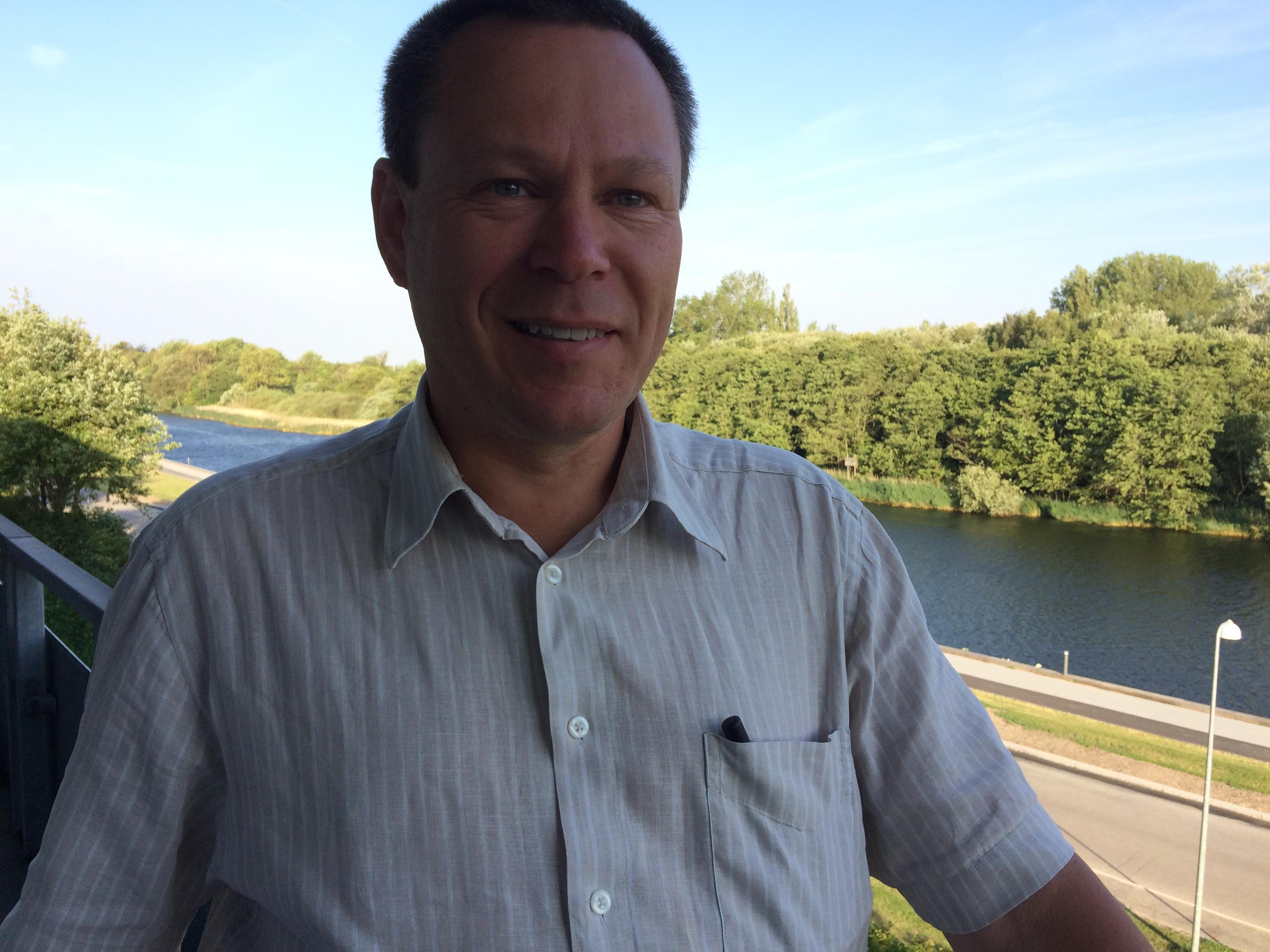 Opfinder af sædprop Niels Lindeburg