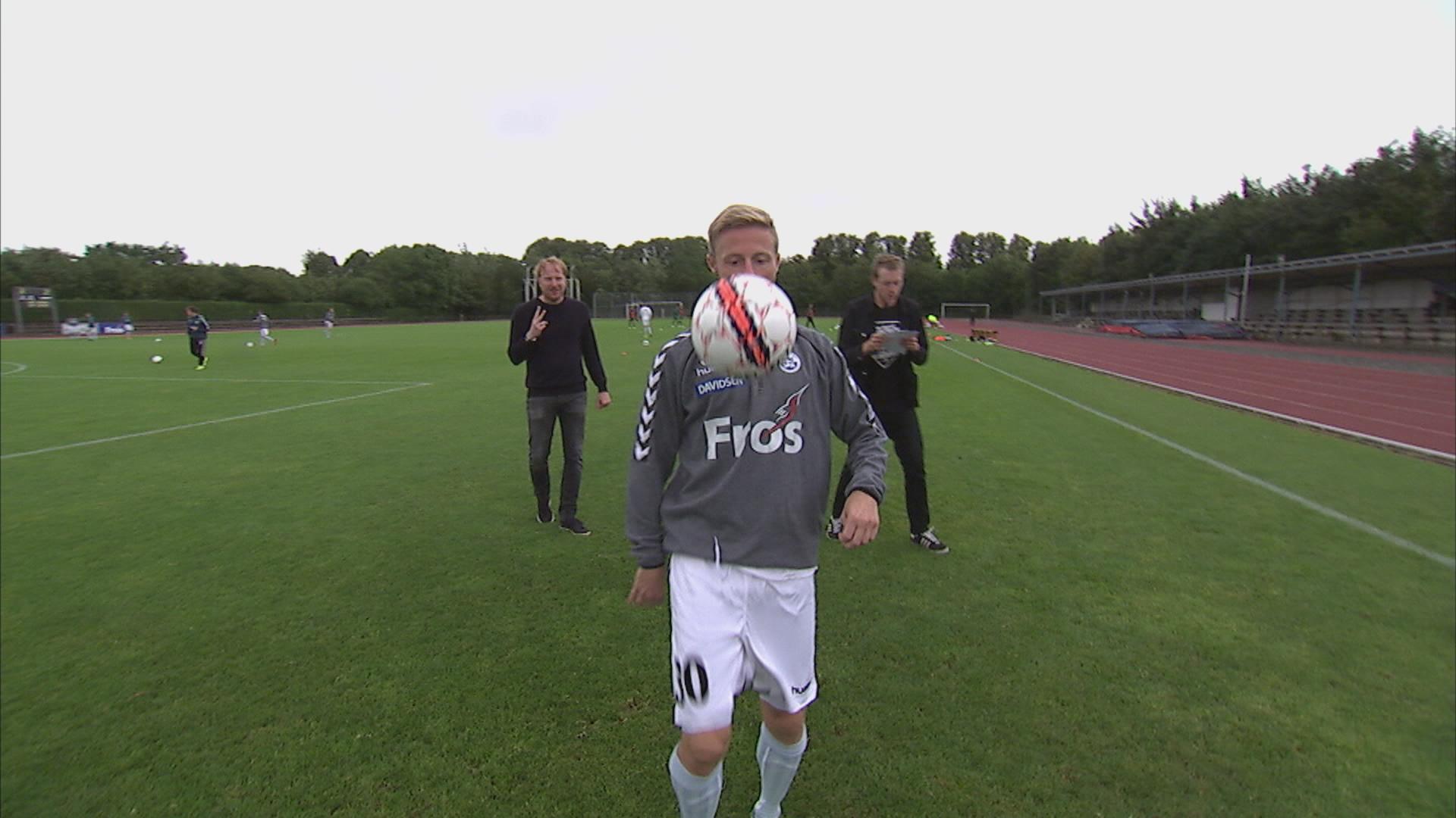 Jonglerings-quiz i Sønderjyske