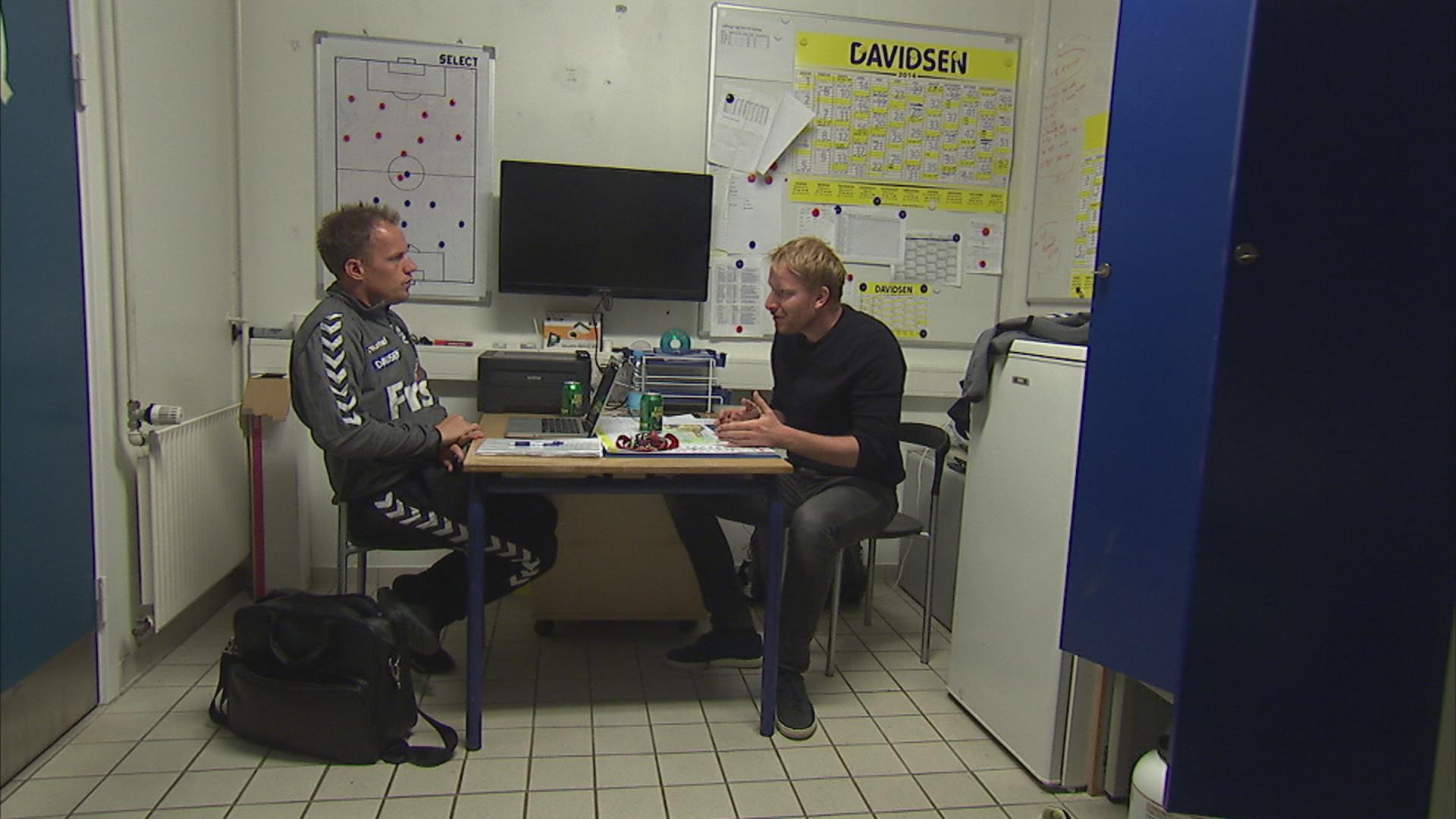 Taktisk lektion i Sønderjyske