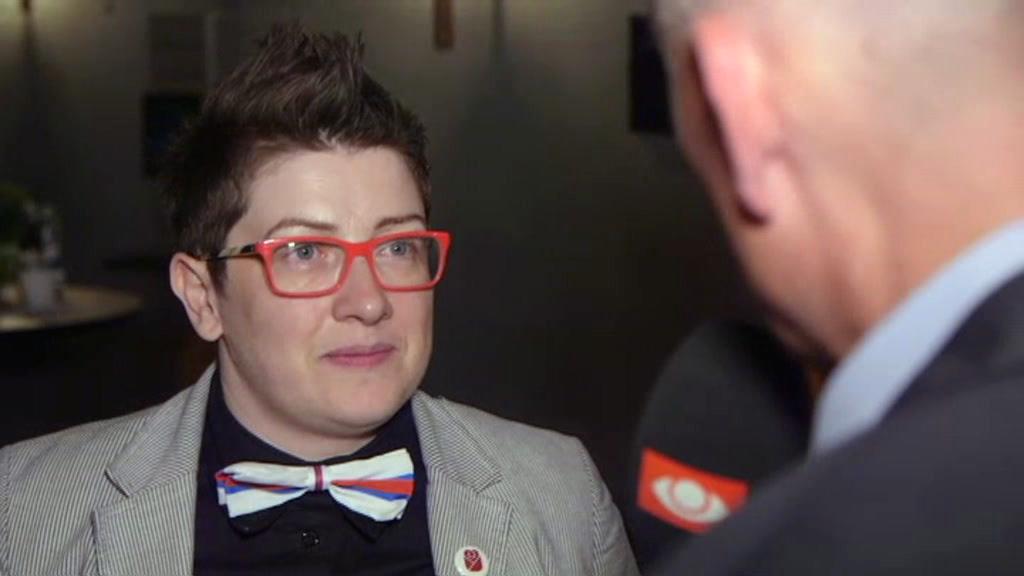 Sonja J. Jogvansdottir