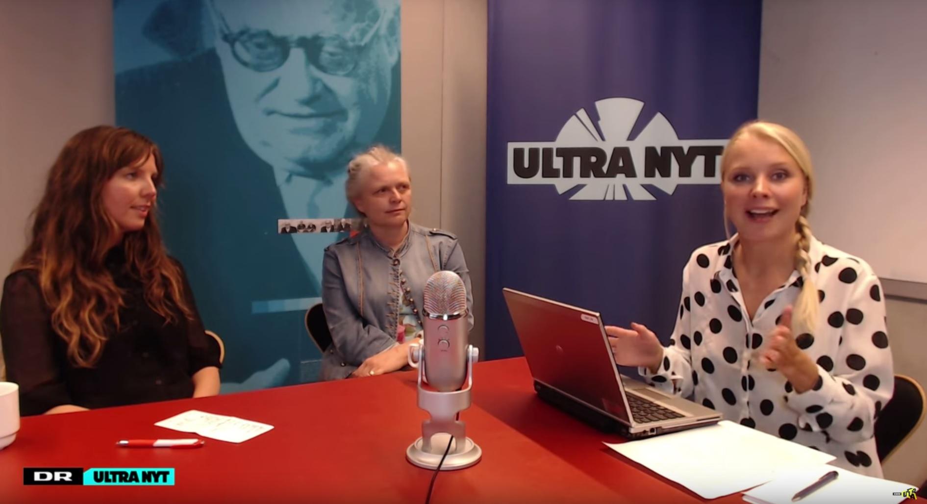 DR Ultra flygtninge-chat