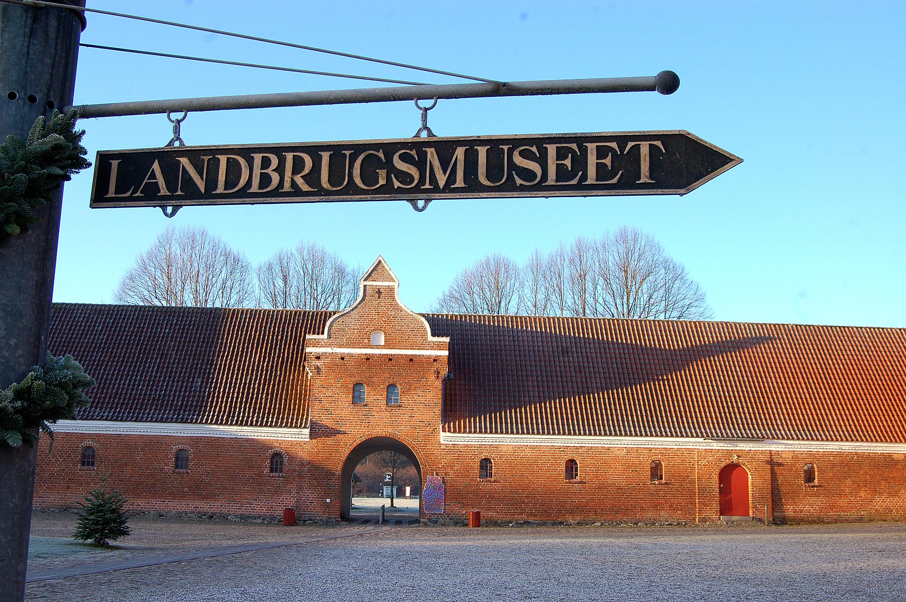 Landbrugsmuseet gl. estrup