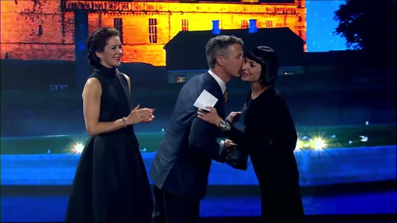 Elisa Kragerup Kronprinsparrets Priser 2015