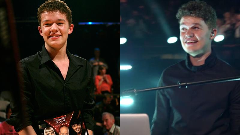 Martin før og nu