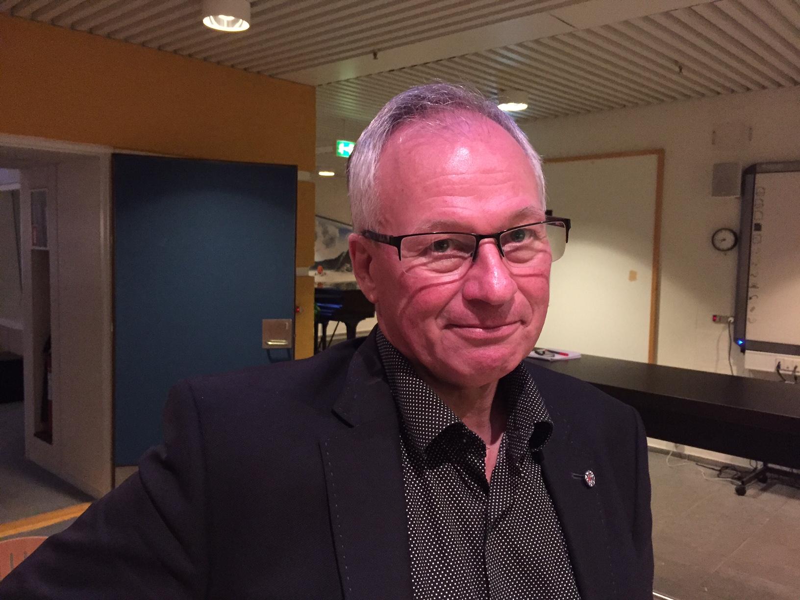 Henning Jørgensen, arbejdsmarkedsforsker Aalborg Universitet