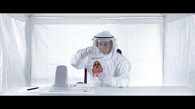 Still fra filmen 'The Visit'