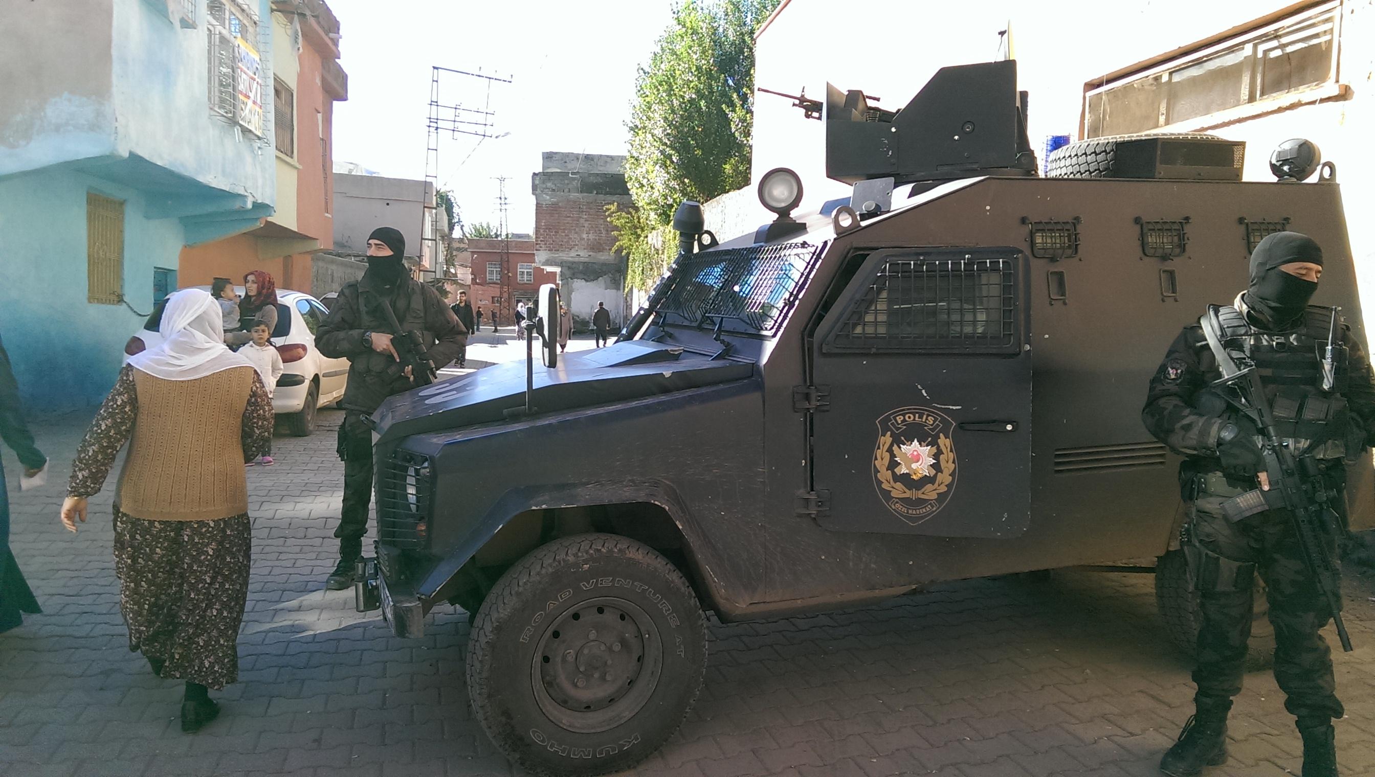 Valg Diyarbakir nov. 2015