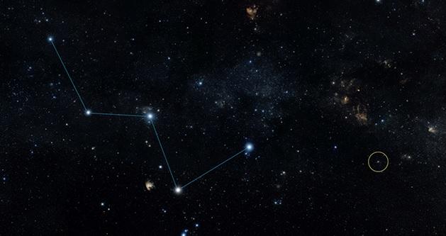 stjernesystemet HR 8832