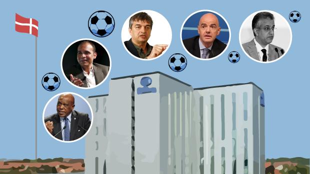 Fifa kandidater i København