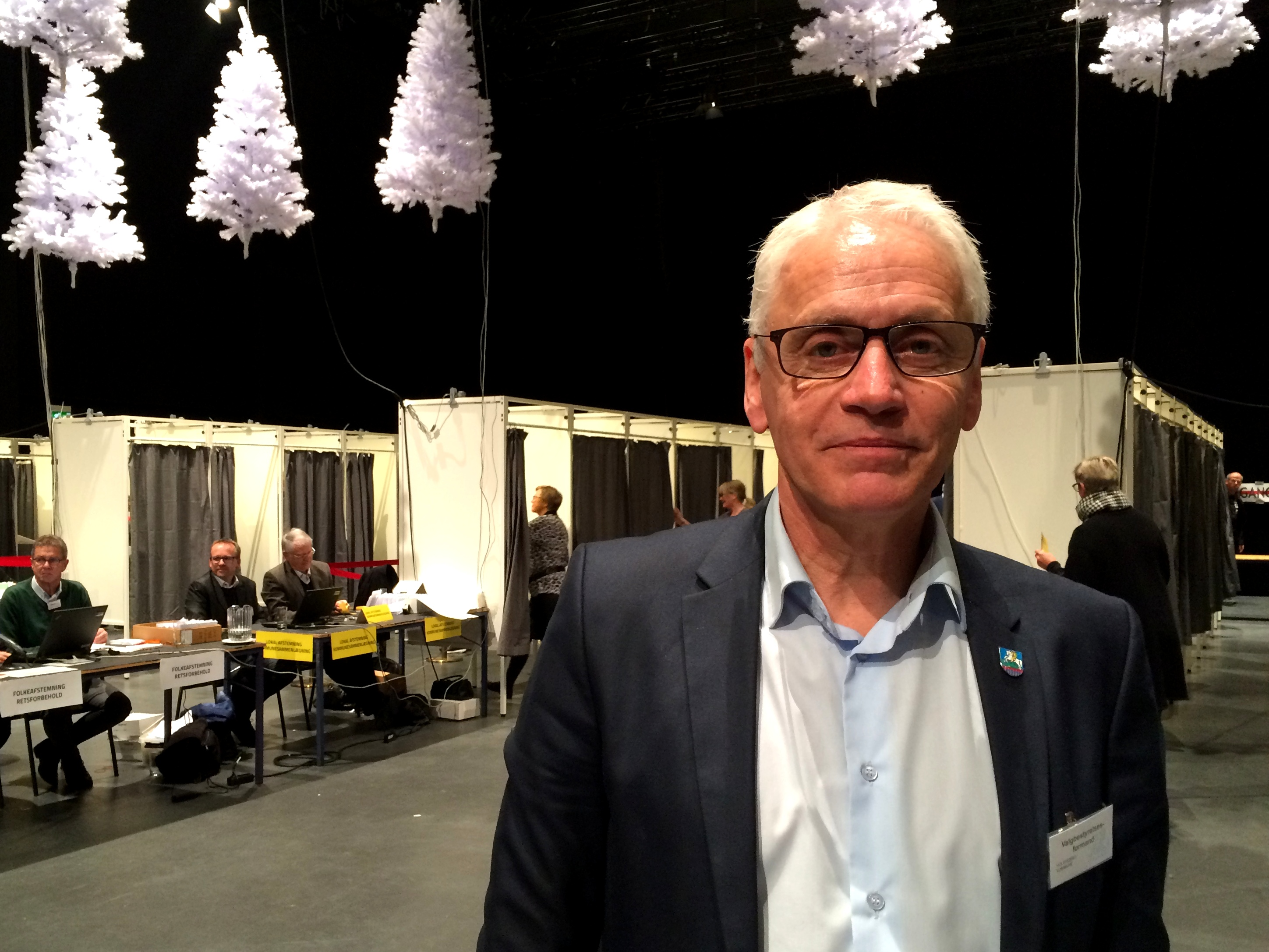 Borgmester i Holstebro, H.C. Østerby (A)