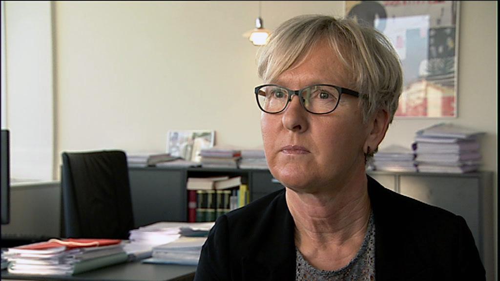 Gyrithe Ulrich, vicestatsadvokat, København