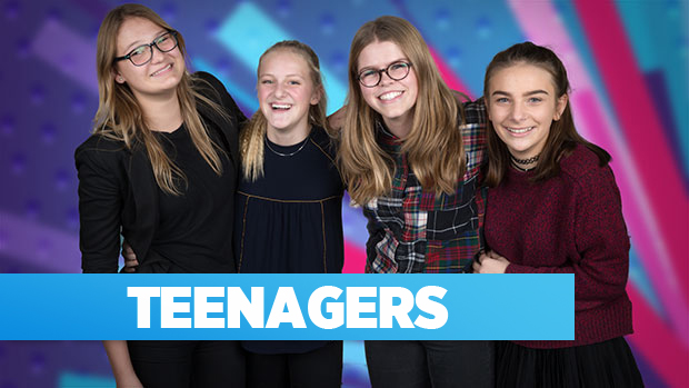Teenagers er med i MGP 2016 med sangen: Teenagers