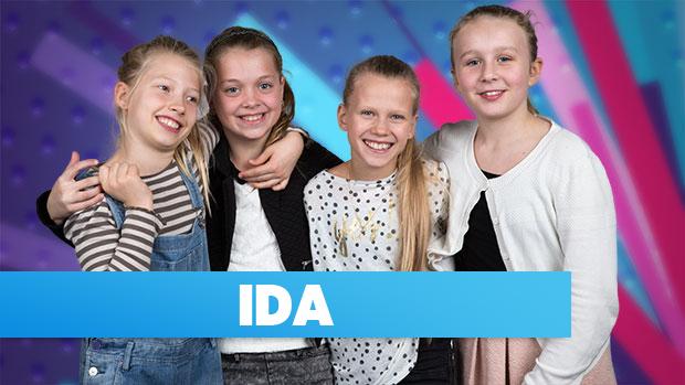 Ida er med i MGP 2016 med sangen: Min egen sang