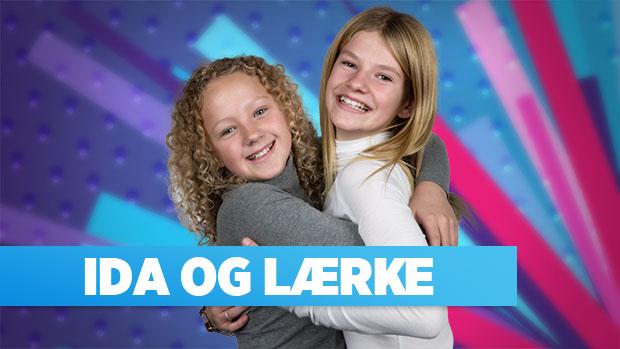 Ida & Lærke deltager i MGP 2016 med sangen: Bar' for vildt!