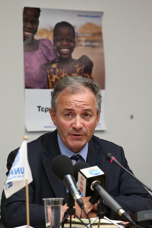 Lederen af FN's flygtningehøjkommissariats europæiske afdeling, Vincent Cochetel.jpg