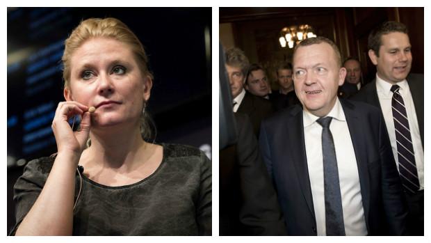 Lars Løkke og Puk