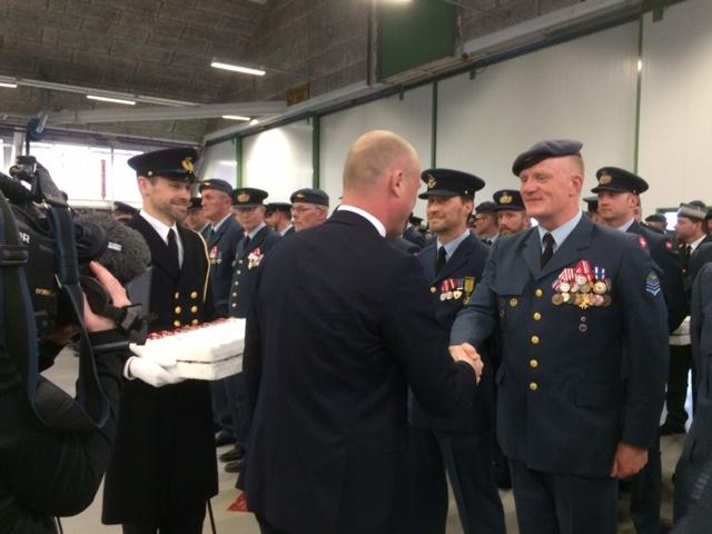 Medaljer Skydstrup