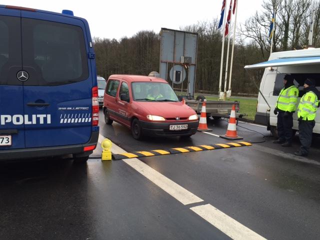 grænsekontrol