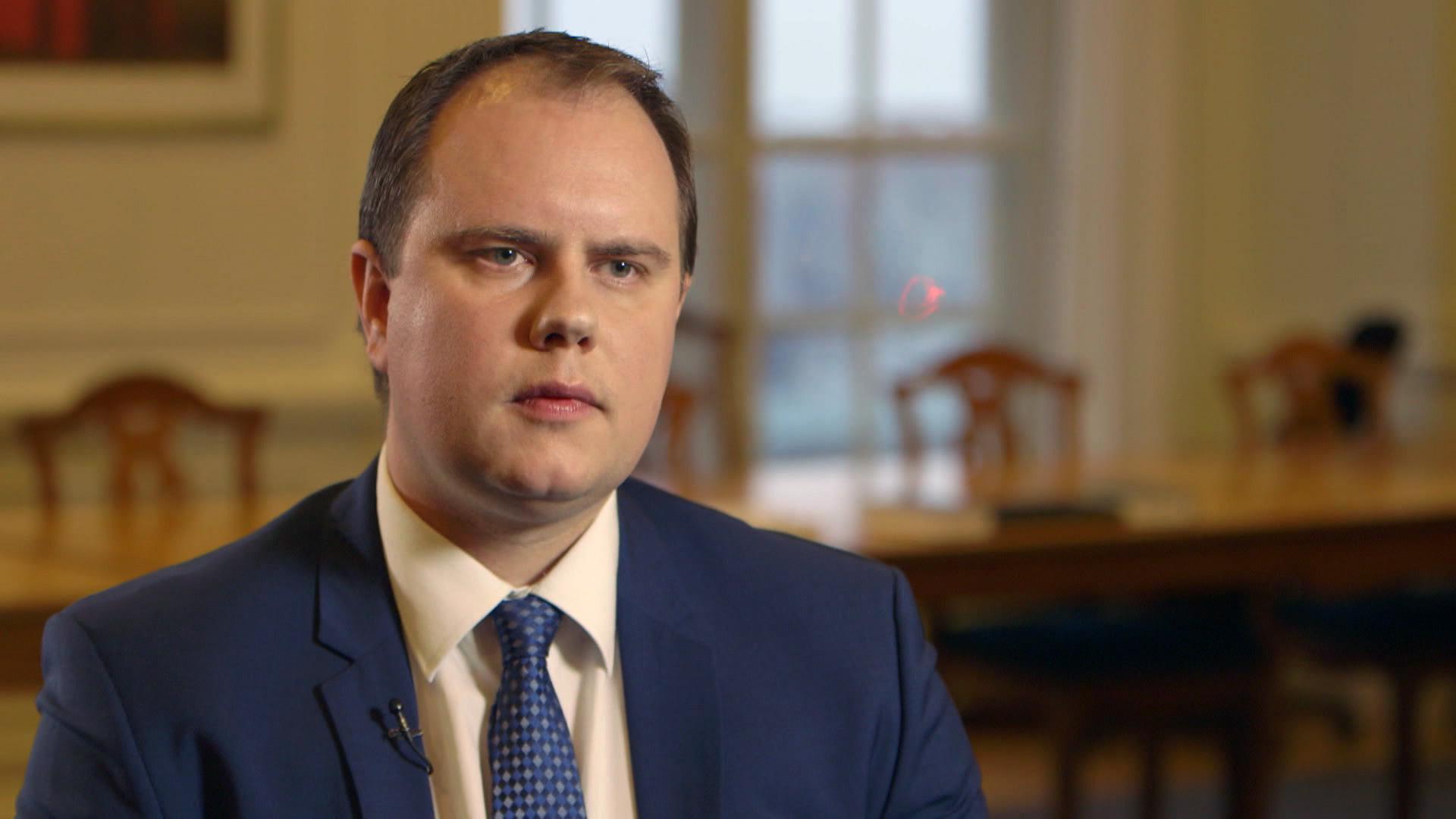 Martin Henriksen Dansk Folkeparti