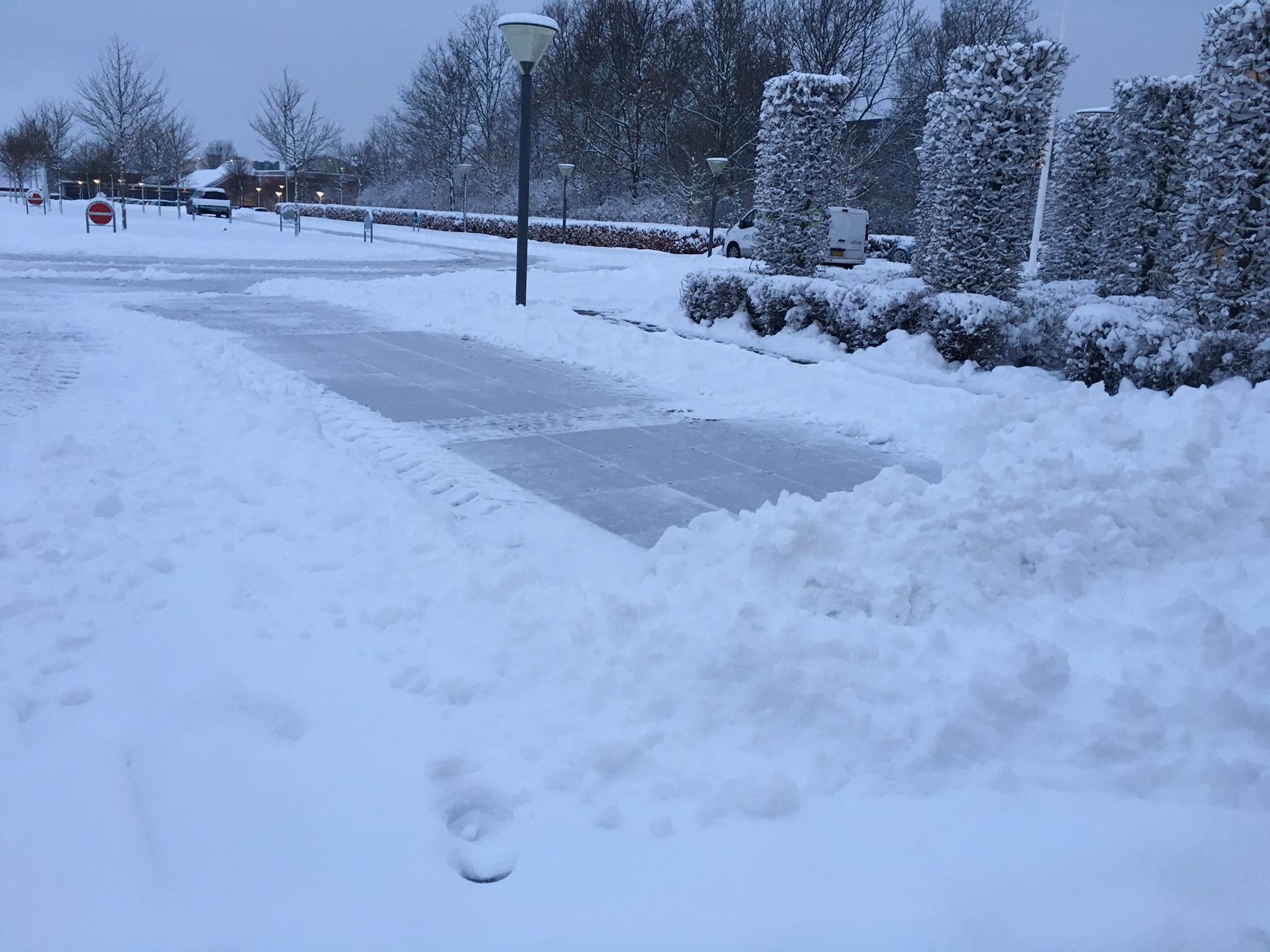 Sne Aalborg