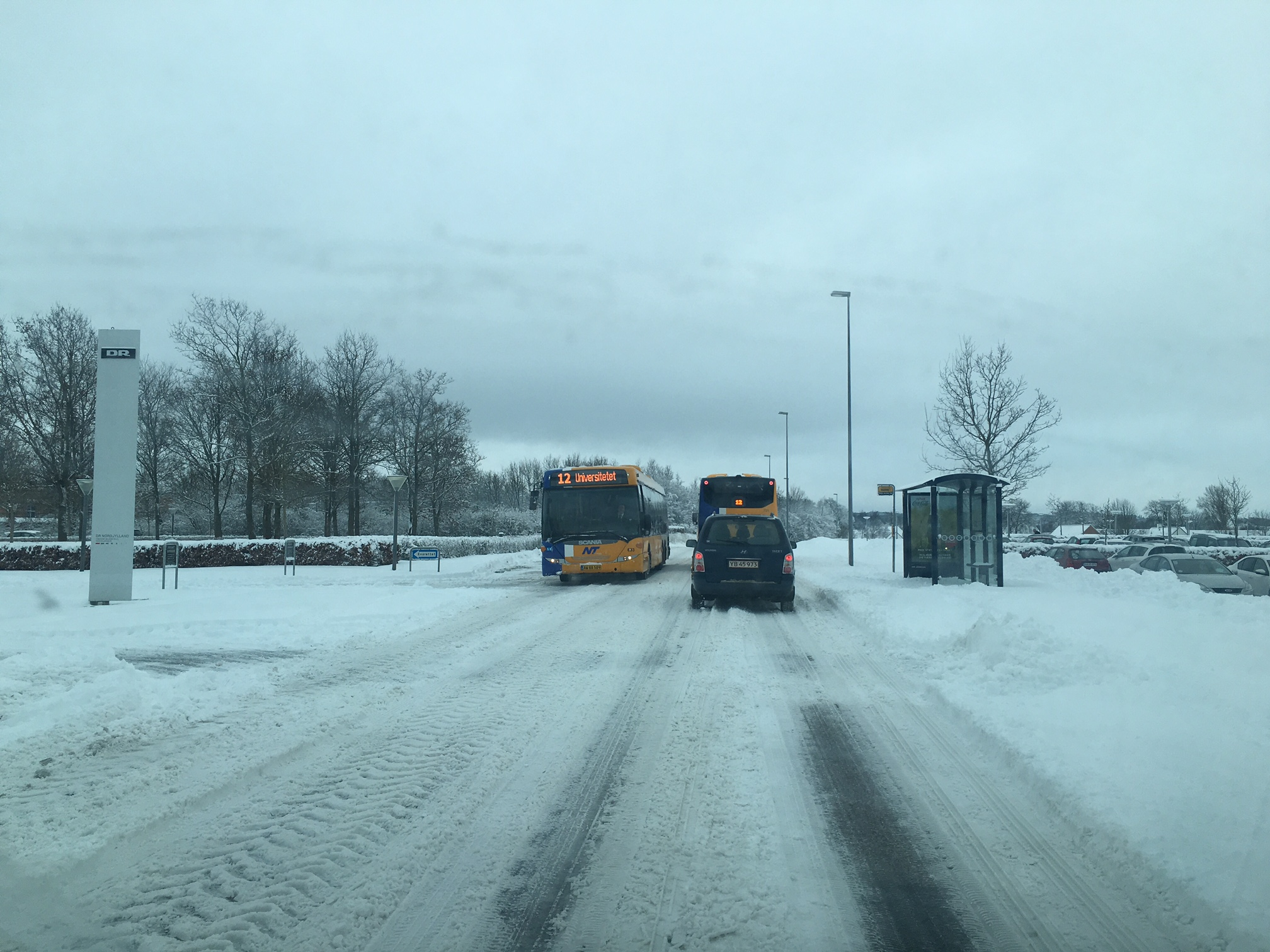 Sne Aalborg Nordjylland