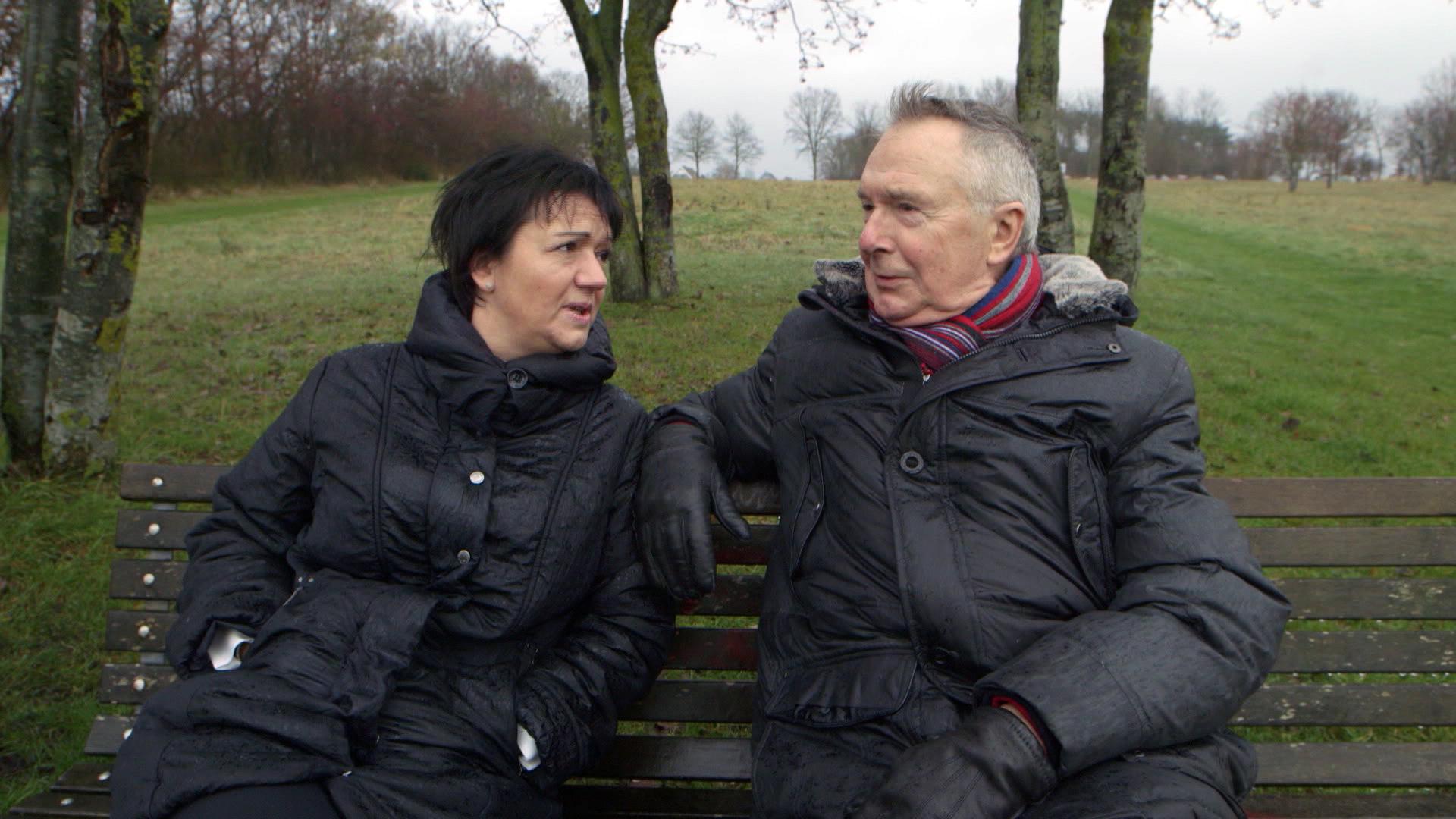 Tina og Bjarne Barmer