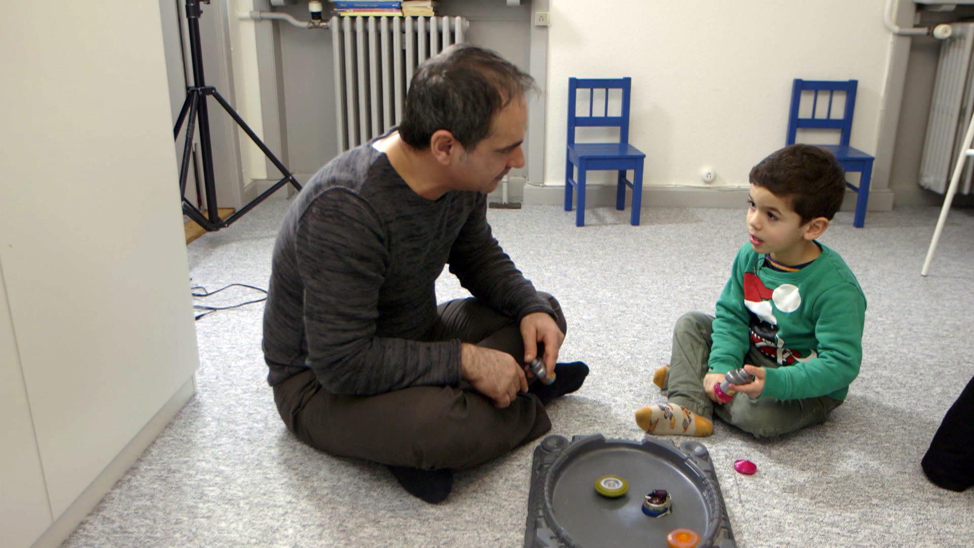 Nedal og Rani Hassan leger