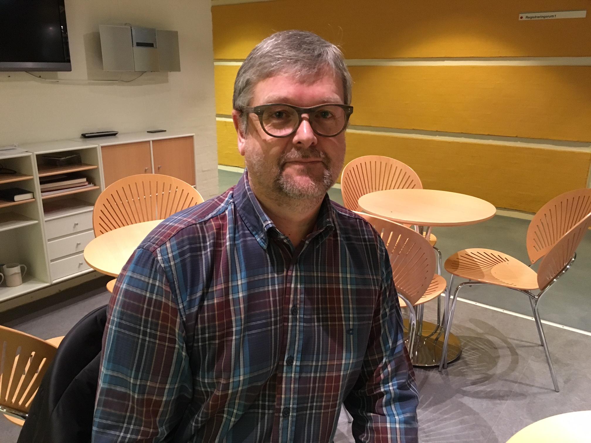 Kristian Gaardsøe, formand FOA Aalborg