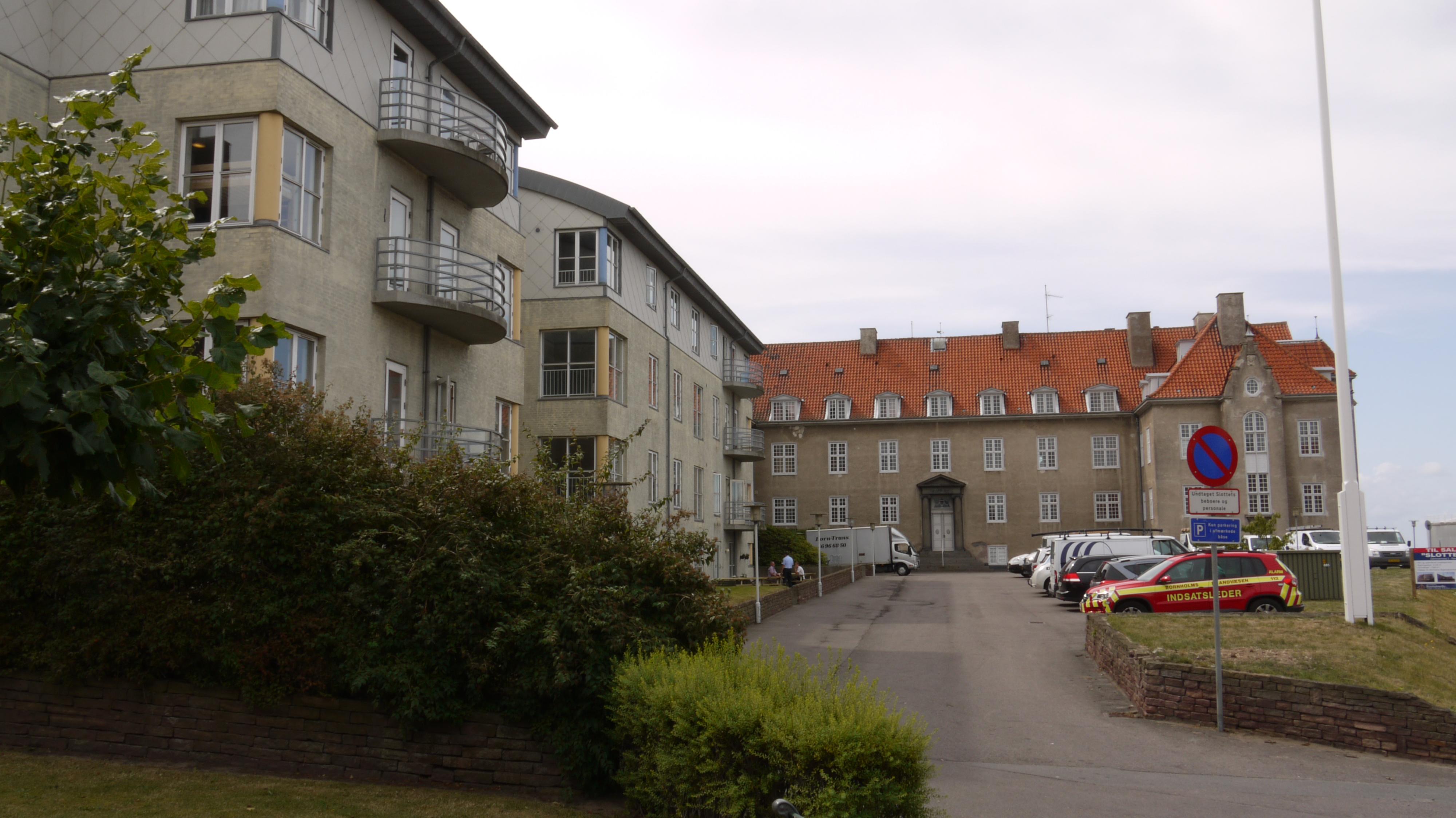 Asylcenter Slottet Rønne