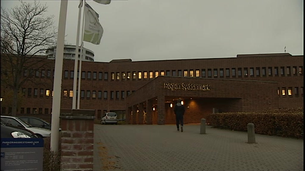 regionshuset i region syddanmark