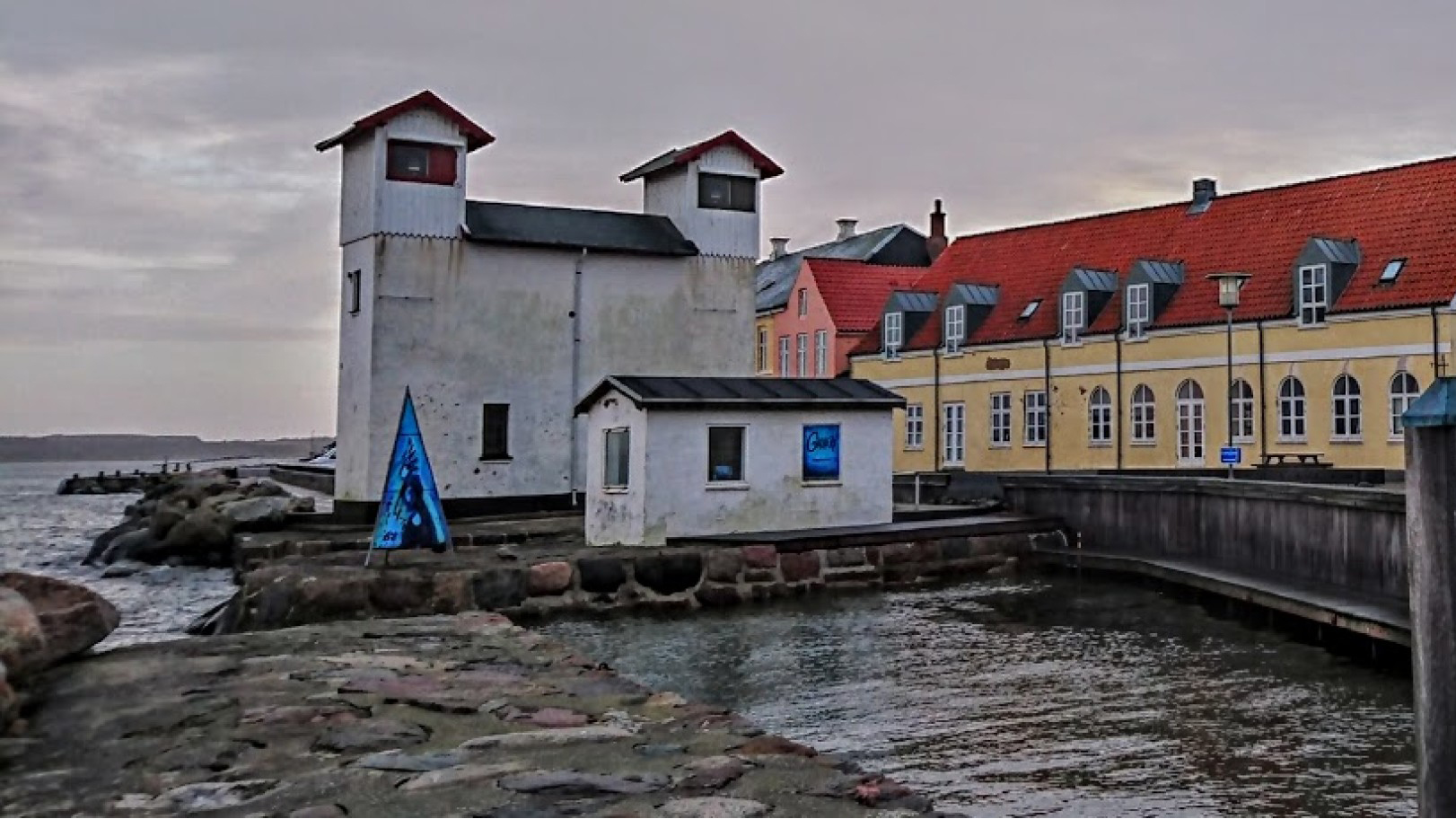 Havnen i Løgstør