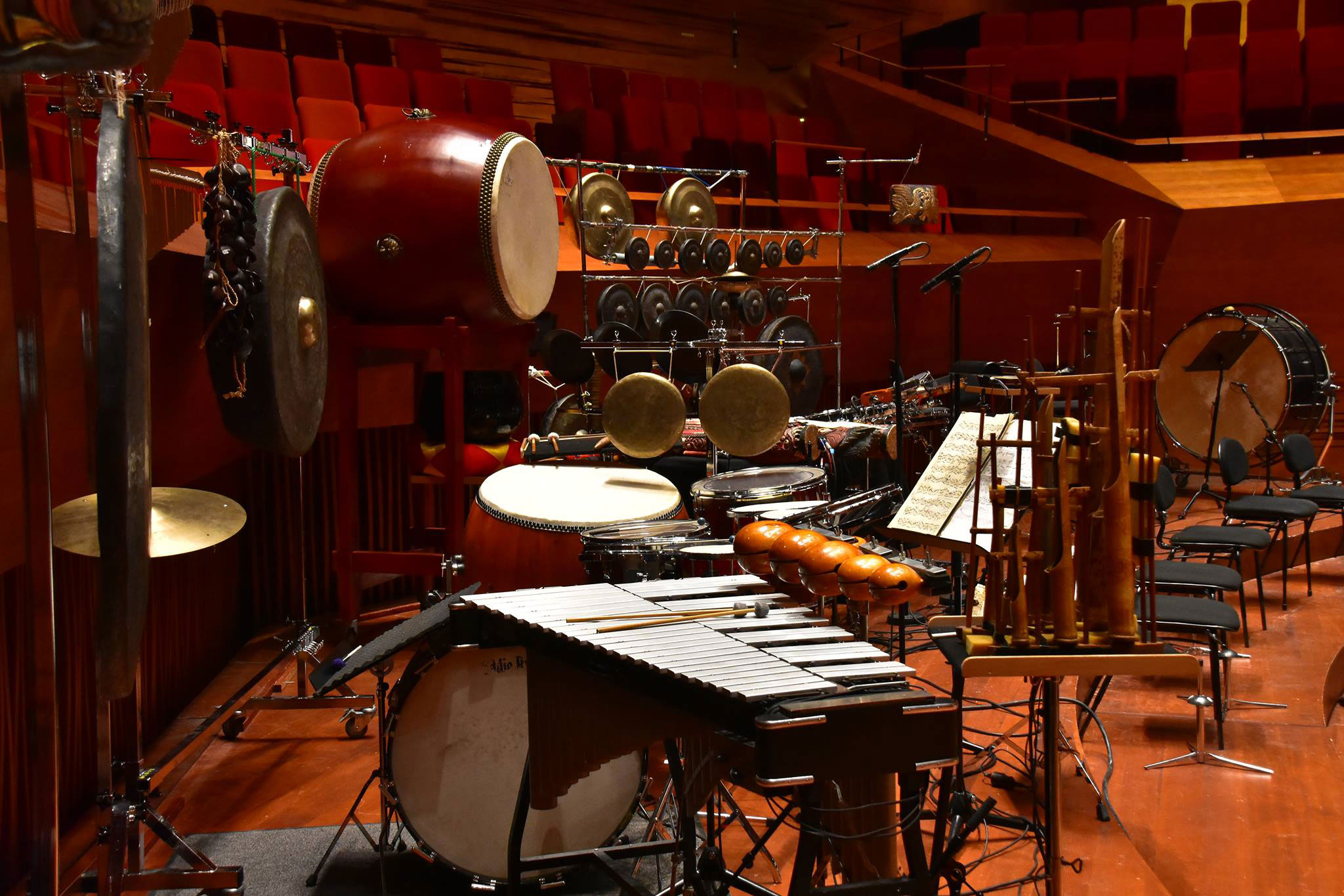 Slagtøj - percussion